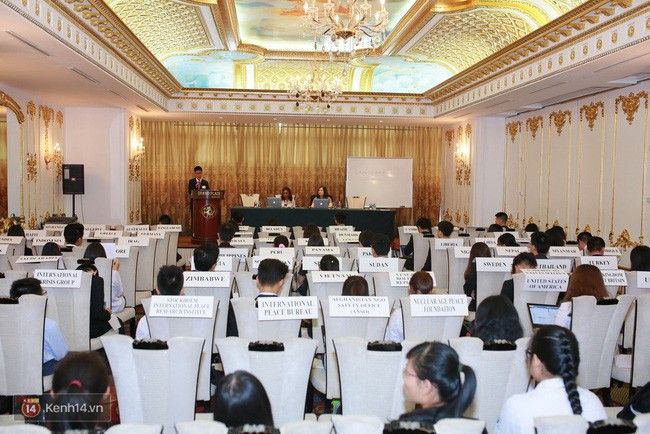 VNMUN workshop opens - ảnh 1