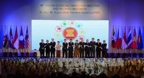 AEM 48 creates foundation for ASEAN Economic Community's growth - ảnh 1