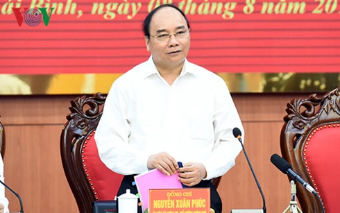 Thai Binh province is urged to focus on agricultural production - ảnh 1