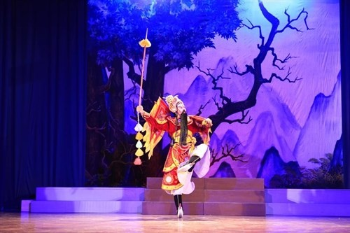 National classic drama contest staged in Da Nang - ảnh 1