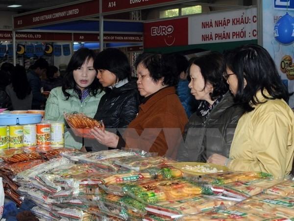 Thai goods week opens in Hanoi - ảnh 1