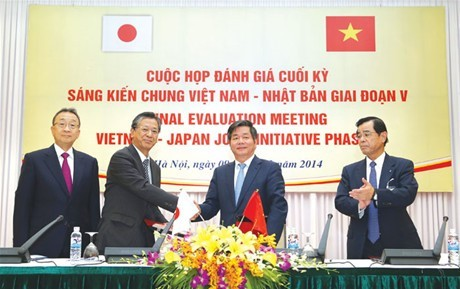 6th phase of Vietnam-Japan Joint Initiative launched  - ảnh 1