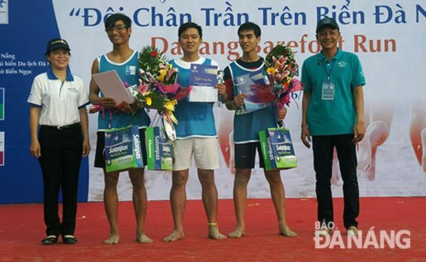Cocobay Da Nang Barefoot Run to start Aug 26 - ảnh 1