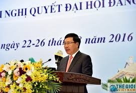The 29th diplomatic sector conference wraps up - ảnh 1