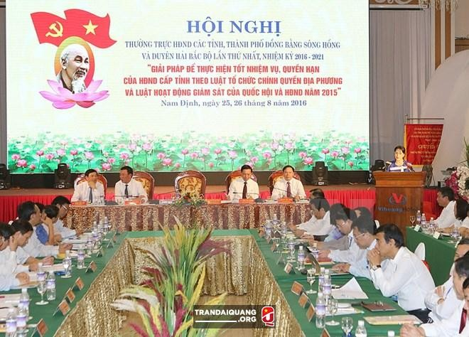 People's Council improves its performance productivity - ảnh 1
