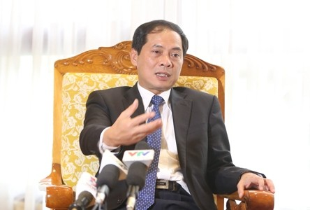 Vietnam pursues its multilateral foreign policy for peace and national independence and sovereignty - ảnh 1