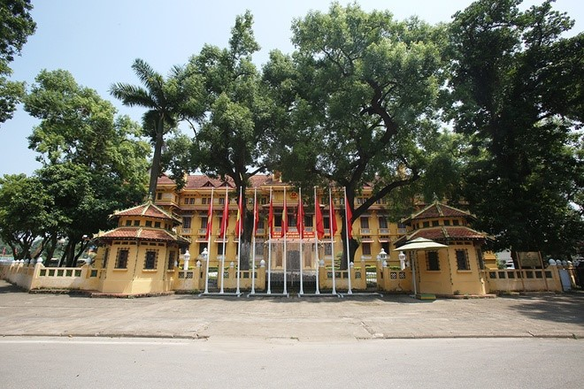Foreign Ministry's building recognized as national relic site - ảnh 1