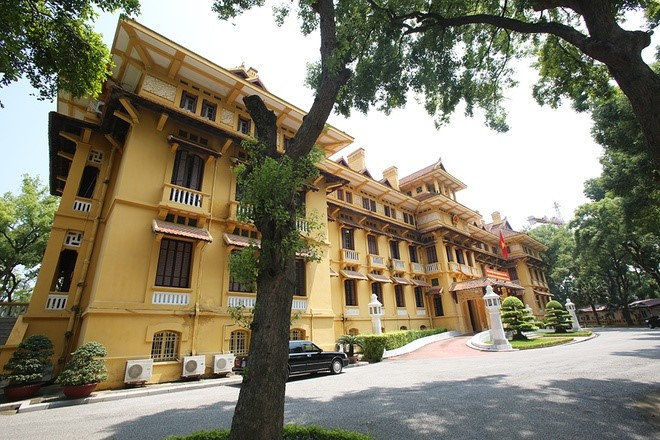 Foreign Ministry's building recognized as national relic site - ảnh 2