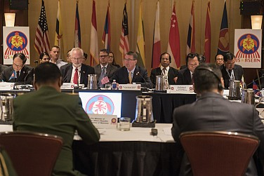 ASEAN, US strengthen security cooperation  - ảnh 1