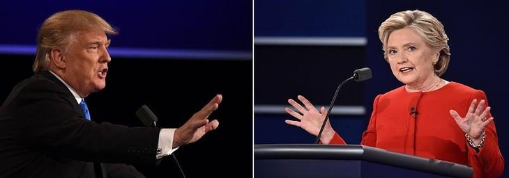 Americans anticipate 2nd presidential debate - ảnh 1