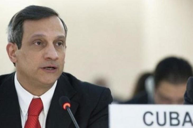 Cuba renews calls on US congress to lift economic blockade - ảnh 1