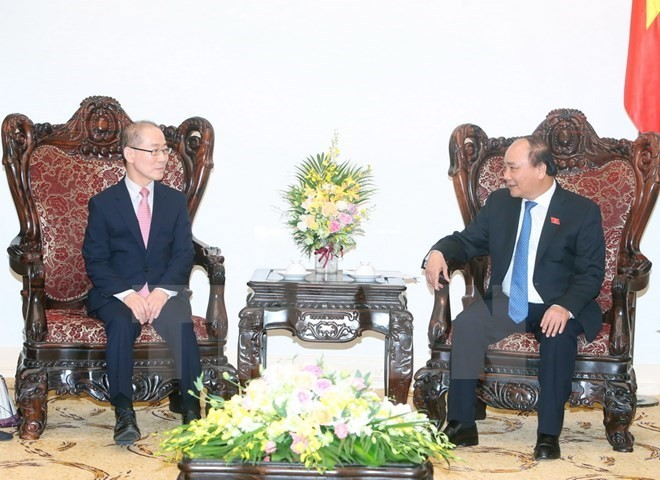 Prime Minister receives Chairman of Intergovernmental Panel on Climate Change - ảnh 1