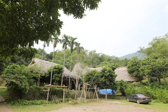 Bamboo building wins American prizes - ảnh 1