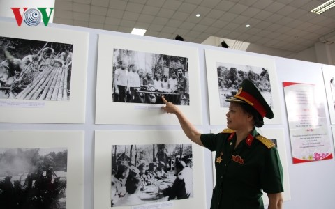 Photo collection Ho Chi Minh Trail in Laos granted to Lao military museum - ảnh 1
