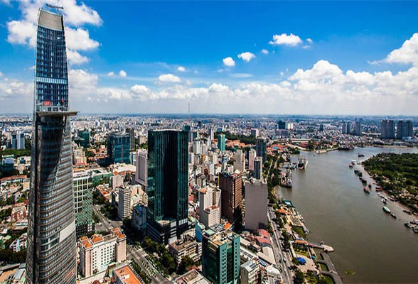 Vietnam is forecast to achieve a growth rate of 6.33% - ảnh 1