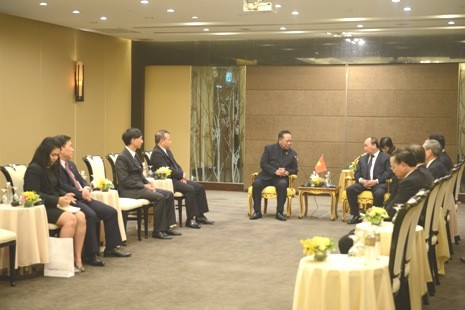 The Vietnamese government pledges favorable conditions for Thai investors - ảnh 1