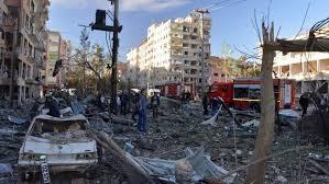 Turkey: deadly explosion rocks major Kurdish city of Diyarbakir  - ảnh 1