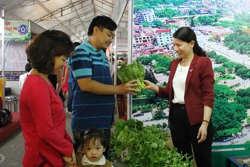 Thai Nguyen hosts trade fair on local products - ảnh 1