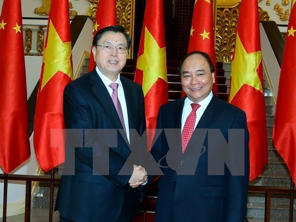 Prime Minister affirms importance of friendship with China  - ảnh 1