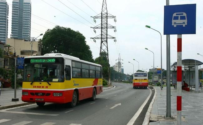 Hanoi prepares for Rapid Bus Transit test run  - ảnh 1