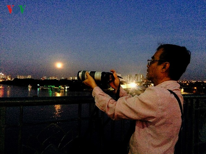 Supermoon- November 14, 2016 - ảnh 5