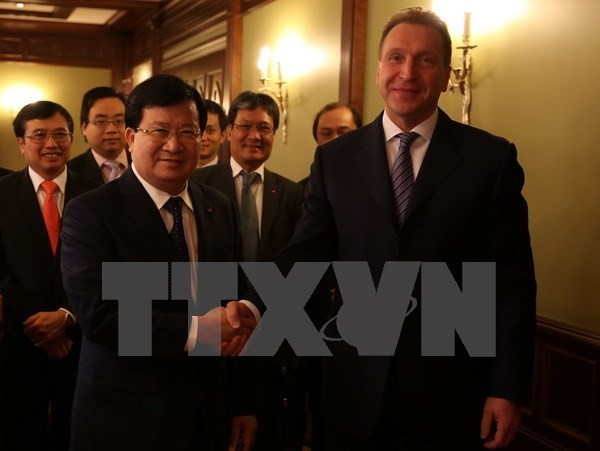 Vietnam, Russia deepen economic partnership  - ảnh 1