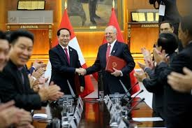 Vietnam Peru high level talks - ảnh 1
