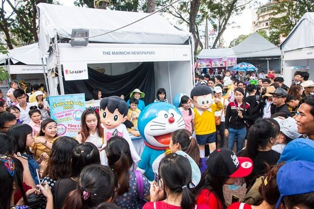 Vietnam-Japan festival opens - ảnh 1