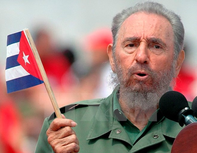 Vietnam extends condolences over Fidel Castro's death - ảnh 1