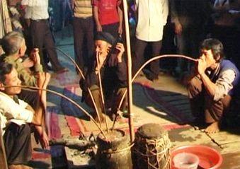 Firewood stove of the Kho Mu - ảnh 2