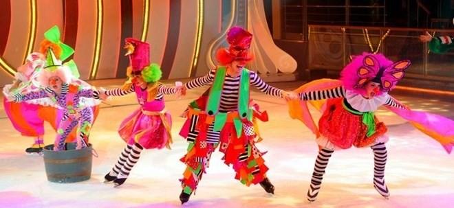 Ukraine circus on ice to tour Vietnam - ảnh 1