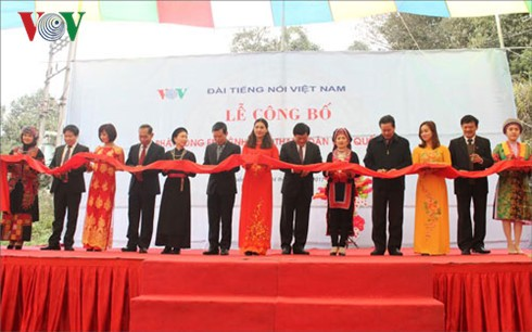 National ethnic radio channel launched  - ảnh 1