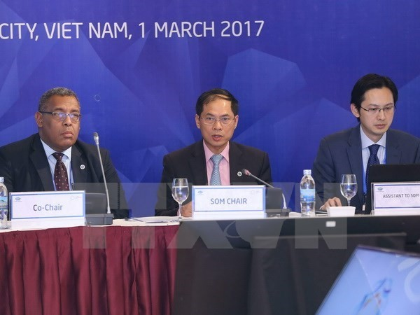 APEC increases support for people and businesses - ảnh 1