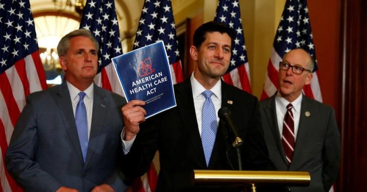 US considers new healthcare bill - ảnh 1