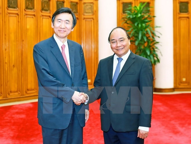 Vietnam, ROK target 100 billion USD trade value - ảnh 1