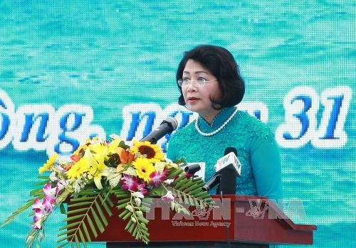 "First ""Head for the open sea"" festival held in Hai Phong - ảnh 1"