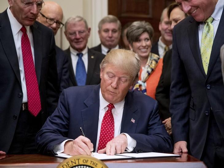Paris Agreement faces challenges under the Trump administration - ảnh 1