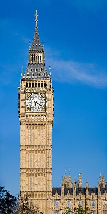Repair work underway on London's iconic Big Ben tower - ảnh 1