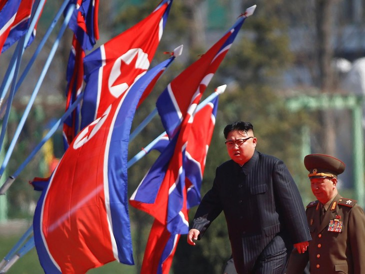 Satellite images show fresh activities at North Korea's nuclear test site  - ảnh 1