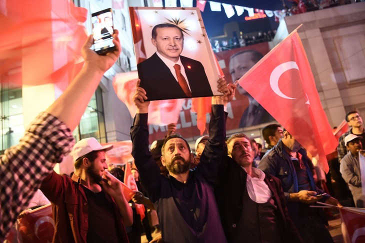 Turkey faces difficulties post-referendum challenges - ảnh 1