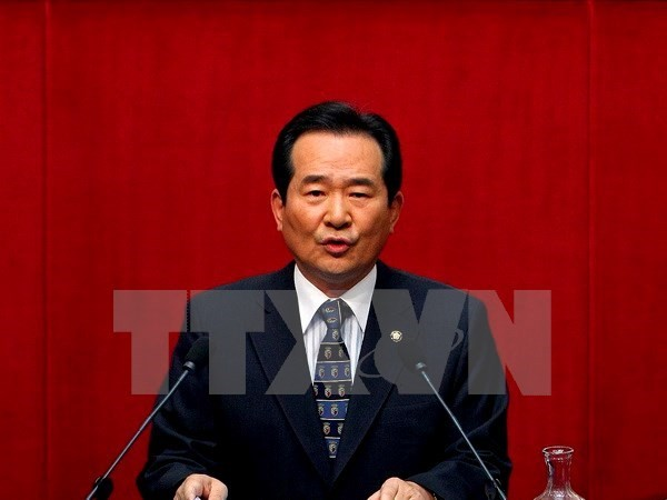 RoK top legislator to visit Vietnam next week - ảnh 1