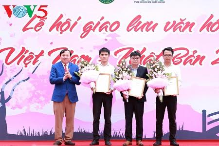Vietnam Japan Cultural Exchange - ảnh 1