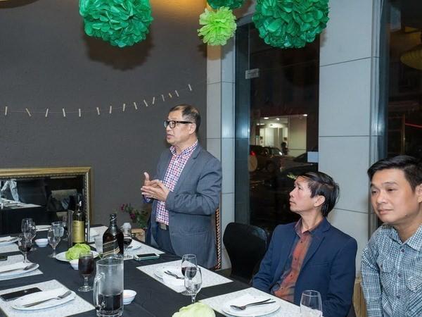 First Vietnamese young entrepreneur club in Australia debuts - ảnh 1