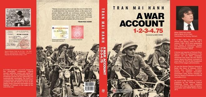 "English version of ""A War Account"" debuts - ảnh 1"
