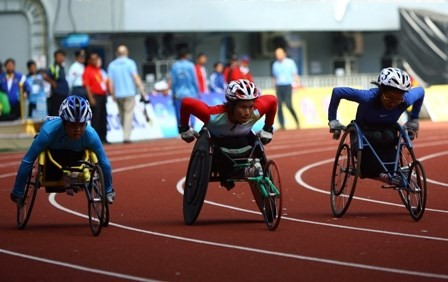 Vietnam, Japan promote sports for disabled people - ảnh 1