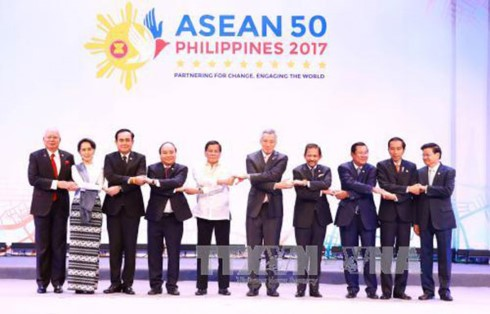 30th ASEAN Summit wraps up - ảnh 1