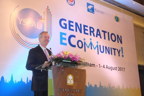 YSEALI holds conference on ASEAN cooperation  - ảnh 1