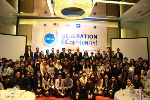 YSEALI holds conference on ASEAN cooperation  - ảnh 2