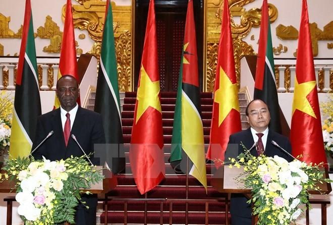 Mozambique Prime Minister concludes Vietnam's visit - ảnh 1
