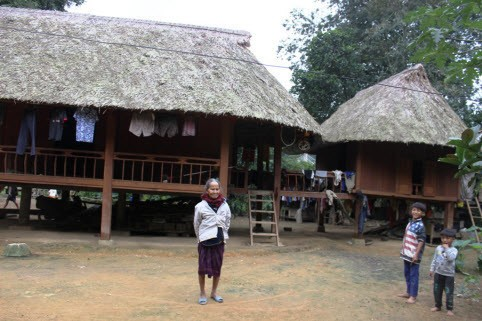 The Pa Ko ethnic group - ảnh 2